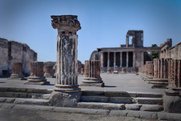 Pompeji-Gauß